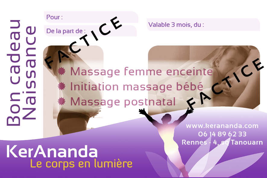 Massages-bien-être Rennes KerAnanda