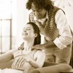 Massage détente des couples, atelier mensuel d'initiation à Rennes