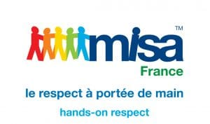 Logo Misa France massage à l'école