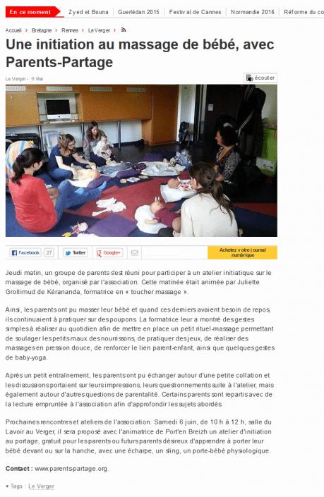 Séances massages-bien-être, trame et access bars à Rennes, formations massages-bien-être et access bars à Rennes