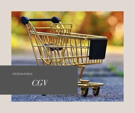 Conditions générales de vente Ker Ananda Rennes