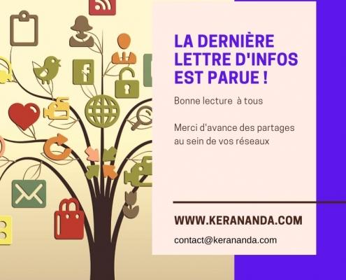 Recevoir la lettre d'informations de KerAnanda