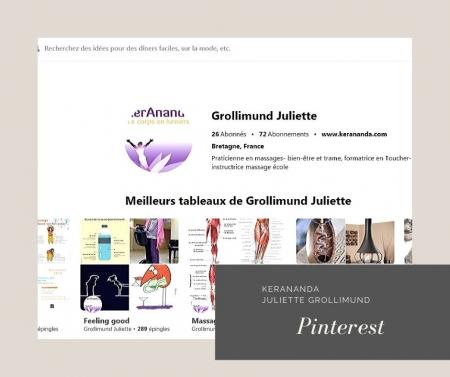 Page Pinterest Juliette Grollimund Depoorter KerAnanda