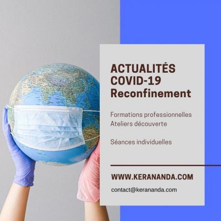 Actualités KerAnanda reconfinement Covid-19