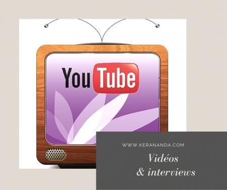Vidéos de présentation et interviews Juliette Grollimund Depoorter KerAnanda