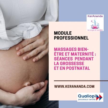 Formation Massages maternité