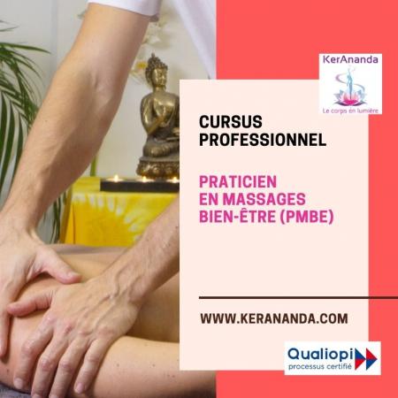 Formation Praticien massages bien-être