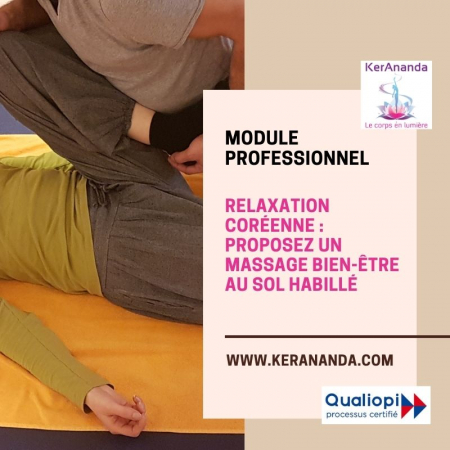 Formation Relaxation coréenne